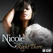 Coverafbeelding Nicole Scherzinger featuring 50 Cent - Right there