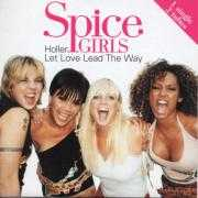 Coverafbeelding Spice Girls - Holler/ Let Love Lead The Way