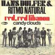 Coverafbeelding Hans Dulfer & Ritmo Natural - Red, Red Libanon