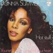 Coverafbeelding Donna Summer - Hot Stuff