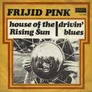 Coverafbeelding Frijid Pink - House Of The Rising Sun