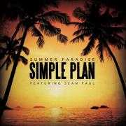 Coverafbeelding Simple Plan featuring Sean Paul - Summer paradise