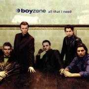 Coverafbeelding Boyzone - All That I Need