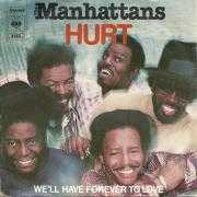 Details The Manhattans - Hurt
