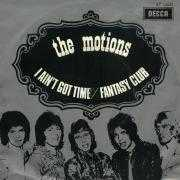 Details The Motions - I Ain't Got Time