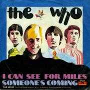 Coverafbeelding The Who - I Can See For Miles