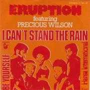 Details Eruption featuring Precious Wilson - I Can't Stand The Rain