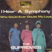 Details The Supremes - I Hear A Symphony
