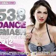 Details various artists - 538 dance smash - hits of the year 2012
