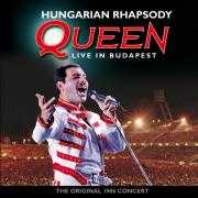 Details queen - hungarian rhapsody - live in budapest