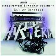 Coverafbeelding bingo players & far east movement - get up (rattle)