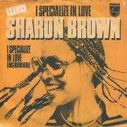 Details Sharon Brown - I Specialize In Love