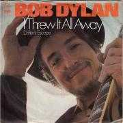 Details Bob Dylan - I Threw It All Away