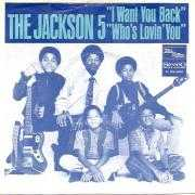 Coverafbeelding The Jackson 5 - I Want You Back
