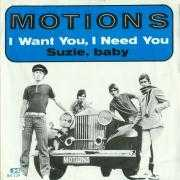 Details Motions - I Want You, I Need You