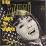 Coverafbeelding Rika Zaraï - Alors Je Chante