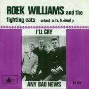 Details Roek Williams and The Fighting Cats & Orkest o.l.v. H. v Hoof Jr. - I'll Cry