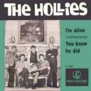 Coverafbeelding The Hollies - I'm Alive