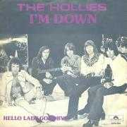 Coverafbeelding The Hollies - I'm Down
