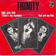 Details Trinity - 002.345.709 (That's My Number)