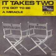Coverafbeelding Marvin Gaye & Kim Weston - It Takes Two
