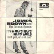 Details James Brown and The Famous Flames - It's A Man's Man's Man's World