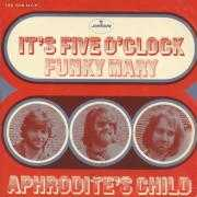 Coverafbeelding Aphrodite's Child - It's Five O'Clock