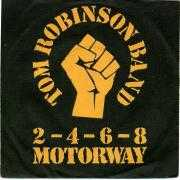 Details Tom Robinson Band - 2-4-6-8 Motorway