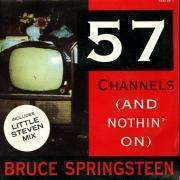 Coverafbeelding Bruce Springsteen - 57 Channels (And Nothin' On)