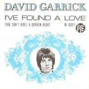 Details David Garrick - I've Found A Love