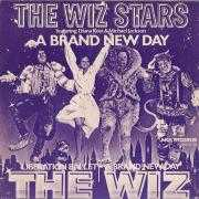 Coverafbeelding The Wiz Stars featuring Diana Ross & Michael Jackson - A Brand New Day