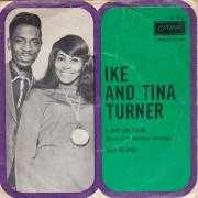 Coverafbeelding Ike and Tina Turner - A Love Like Yours (Don't Come Knocking Everyday)