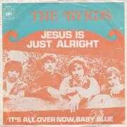 Details The Byrds - Jesus Is Just Alright