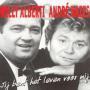Coverafbeelding Willy Alberti & André Hazes - Jij Bent Het Leven Voor Mij