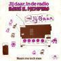 Details Hank B. Memphis - Jij Daar, In De Radio
