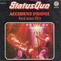 Details Status Quo - Accident Prone