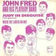 Details John Fred and His Playboy Band - Judy In Disguise (With Glasses)