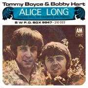 Details Tommy Boyce & Bobby Hart - Alice Long (You're Still My Favorite Girlfriend)