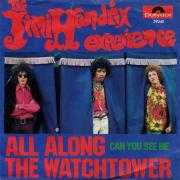 Details The Jimi Hendrix Experience - All Along The Watchtower