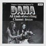 Coverafbeelding Dana - All Kinds Of Everything