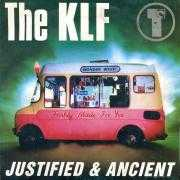 Coverafbeelding The KLF - Justified & Ancient