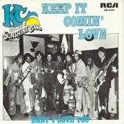Details KC and The Sunshine Band - Keep It Comin' Love