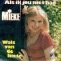 Coverafbeelding Mieke - Als Ik Jou Niet Had