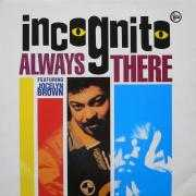 Coverafbeelding Incognito featuring Jocelyn Brown - Always There