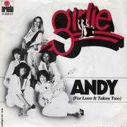 Details Girlie - Andy (For Love It Takes Two)