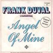 Details Frank Duval & Orchestra - Angel Of Mine