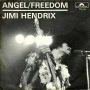 Details Jimi Hendrix - Angel/ Freedom