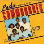 Coverafbeelding Commodores - Lady (You Bring Me Up)