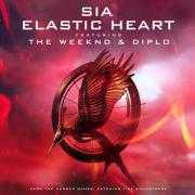 Coverafbeelding sia featuring the weeknd & diplo - elastic heart