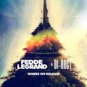 Coverafbeelding Fedde Legrand & Di-Rect - Where we belong